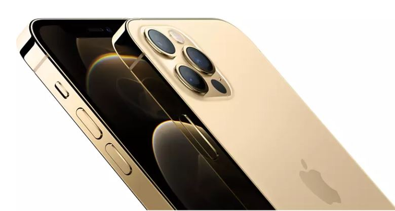 APPLE iPhone 12 Pro 256GB Gold - My Phone Pack Shop